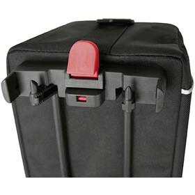 KlickFix Rackpack Light Luggage Carrier Bag for Racktime black